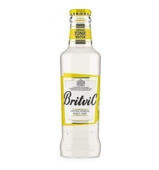 BRITVIC INDIAN TONIC WHATER BOTELLA 200CC