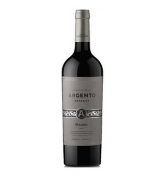 ARGENTO ESTATE RESERVE  CABERNET  FRANC ORGANICO 750CC
