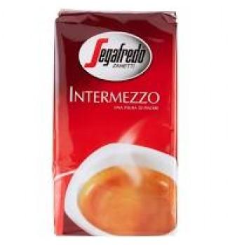 SEGAFREDO INTERMEZZO CAFE MOLIDO  250 GRS