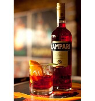 CAMPARI RED BITTER 750CC