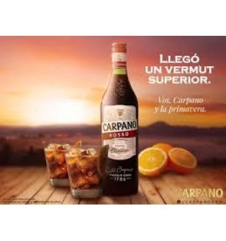 CARPANO ROSSO 950CC