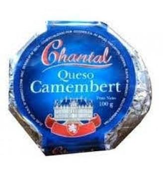 CHANTAL CAMEMBERT QUESO 100GRS