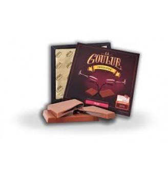 LA GOULUE CHOCOLATE RELLENO DE MALBEC  72GR