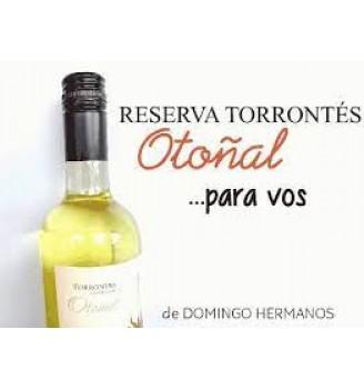DOMINGO RESERVA TORRONTES OTOÑAL DULCE  750CC