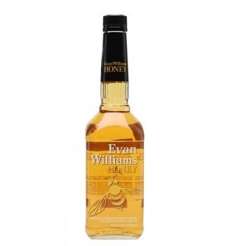 WHISKY LICOR EVAN WILLIAMS HONEY 750CC