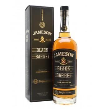 JAMESON BLACK BARREL IRISH WHISKEY 750CC