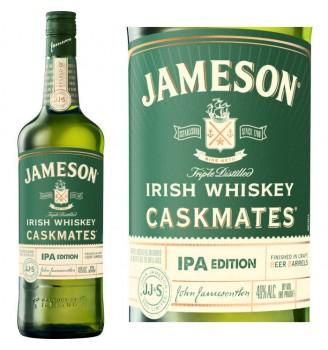 JAMESON CASKMATES IPA EDITION IRISH WHISKEY 750CC