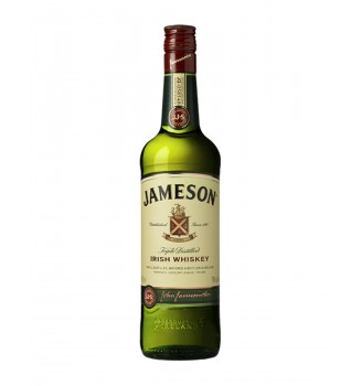 JAMESON IRISH WHISKEY  750CC