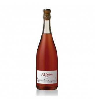 MELODIA ESPUMANTE MALBEC ROSE DULCE  750CC