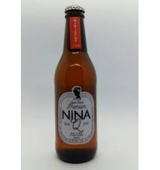 NINA  Q TONICA HIBISCUS 330CC