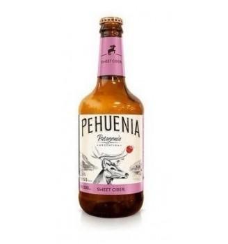 PEHUENIA SWEET CIDER BOTELLA 500CC