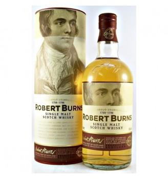 ROBERT BURNS SINGLE MALT WHISKY 750CC
