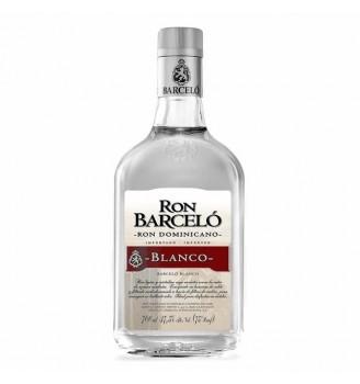 BARCELO BLANCO RON DOMINICANO  750CC