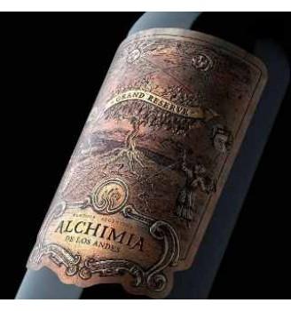 ALCHIMIA GRAN RESERVA CABERNET FRANC 750CC