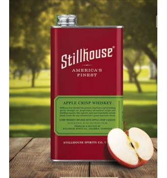 STILLHOUSE BOURBON APPLE 750CC