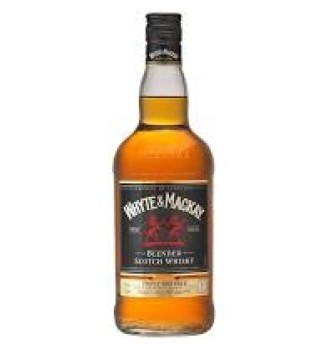 WHYTE AND MACKAY SPECIAL BLENDED SCOTCH 750CC